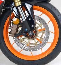 R&G Racing Fork Protectors to fit Honda CBR 600 RR 2007-