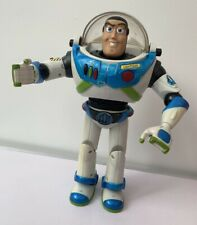 Toy Story Buzz Lightyear Disney Pixar Talking Large Action Figure 2001 Vintage