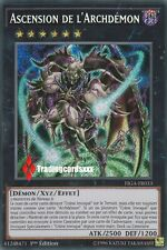 ♦Yu-Gi-Oh!♦ Ascension de l'Archdémon (Crane Invoqué) : FIGA-FR033 -VF/Secret R.-