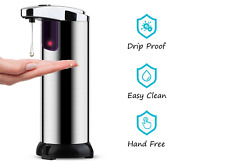 Automatic Soap Dispenser Kitchen Soap Dispenser Hands Free Soap Dispenser