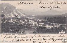 # GRAVELLONA TOCE & MONT'ORFANO   - 1908