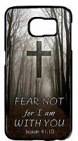 For Samsung Galaxy Note 5/4/3/2 Christian Quotes Cross Bible Verse Cover Case