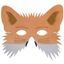 Foam Fox Mask - Fantastic Childrens Animal Fancy Dress Mask Story Telling Party