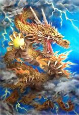 1000 Pieces Jigsaw Puzzle - Gold Dragon