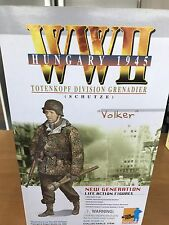 Dragon DID BBI WW2 1:6 German Volker Totenkopf Division