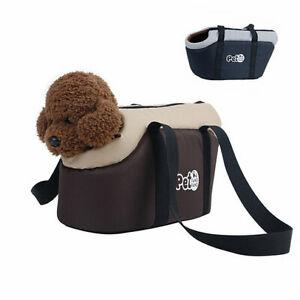 Breathable Pet Bag Outdoor Travel Puppy Dog Cat Bag Dog Carrier
