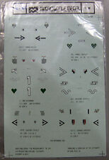 MicroScale Decals 1/72 Luftwaffe Aces #3 72-64