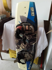 Hyperlite State 2.0 Wakeboard with Boots - 130cm