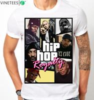 RAP GODS HIP HOP ROYALTY DR DRE EMINEM SNOOP DOGG 2 PAC BIGGIE MENS KIDS T Shirt
