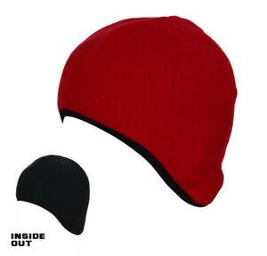 Zimco Cycling Fleece Thermal Skull Cap Head Warmer Beanie Skull Cap Hat