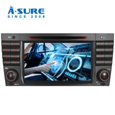DAB Radio Stereo DVD GPS sat nav For Mercedes Benz C Class CLK CLC AMG W209 W203