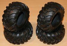 Tamiya Bruiser/Blackfoot/Mountaineer, 9401968/19401968 Tyres/Tires (4 Pcs.) NEW