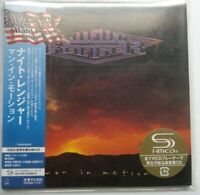 Night Ranger - Man in Motion Japan SHM CD MLPS UICY-94150 NEW First Press