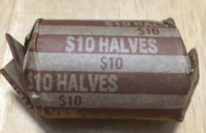 Roll of 20 - 1971 P Kennedy Half Dollar Circulated Coins *Free Shipping*