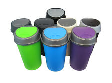 KITCHEN BIN - BULLET BIN / SWING BIN / TOUCH TOP BIN - ALL COLOURS 50L & 25L