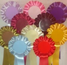 50 x blank rosettes for any occasion .great value.