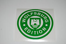 """10cm!Aufkleber-Wetterfest: """"Wolfsburg Edition"""" T T1 T4 T5-ALLE FARBEN!-T539"""