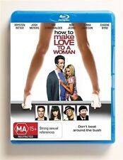 How To Make Love To A Woman (Blu-ray, 2010) New, ExRetail Stock (D144)