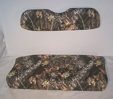 camo golf cart seats for EZGO- Club Car- Harley- Par Car