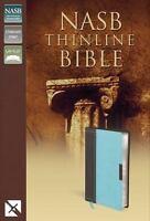 Thinline Bible-NASB (Leather / Fine Binding)