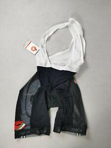 Castelli Peck Sidi Bib Shorts 3XL