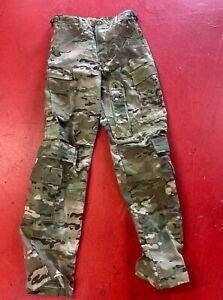 Army Multicam Combat Aircrew Aviation Flight Nomex Pants Trousers Sz LARGEReg