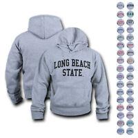 NCAA 60 Top University College Teams Game Day Fleece Hoodies Pullover Sweatshirt