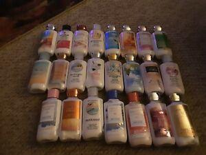Bath & Body Works Shea & Vitamin E Body Lotion 8 oz U Choose 24 hr Moisture!