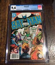 Batman Comic #359 CGC 9.4! 1ST Killer Croc Cover! Revealed ⭐️⭐️⭐️