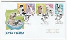 2004 COVER/FIRST DAY OF ISSUE 'CATS & DOGS' MINT FDI - ARTARMON 2064 POST MARK
