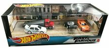 2020 Premium Fast & and Furious Diorama Set Giftbox 1:64 Hot wheels