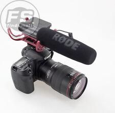 NEW Rode VIDEOMIC Camera Mounted Shotgun MIC On Camera Recording Microphone