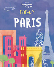 Lonely Planet POP-UP PARIS Travel Guide BRAND NEW 9781760343354