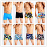 Men's Fashion Print Surf Beach Board Swimming wim Trunks Swimwear Shorts Comfy