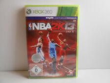 Nba 2k13 para Microsoft Xbox 360/xbox360