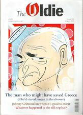 THE OLDIE Magazine August 2015 Strauss-Kahn fall Corbyn rise Classic Collectable