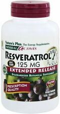 Herbal Actives Resveratrol, Nature's Plus, 120