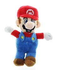 Nintendo Super Mario Soft Plush Doll 8 Inches MARIO NWT. Licensed plush. Ship US