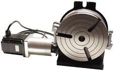 CNC Drehachse  Rundteiltisch / Rundtisch / Teilapparat 4 Achse   Ø 200mm  / HV-8