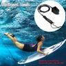 TPU Lightweight Regular Surfboard Leash Surfing Board Leash String Leg Rope Cord