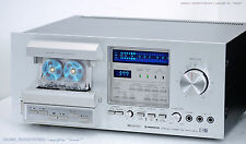 PIONEER ct-f900 VINTAGE high-end cassette deck! riveduta +1j. GARANZIA SPEC!!!!