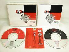 SAGA Zenkyokushu Sound Truck Sound Truck Audio CD Japan