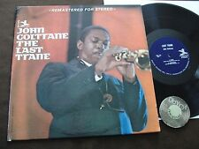 LP John Coltrane The Last Trane USA Prestige PR 7378 | EX