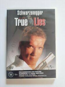 True Lies DVD - Arnold Schwarzenegger - Very Good Condition - Free Post - R:2,4