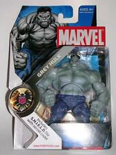 "Hasbro Rare 2008 Marvel Universe 3.75"" Figure - Grey Hulk Varient 014 MOSC MISB"