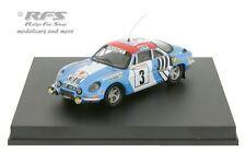 Alpine Renault A110 1800 - Rallye Marokko 1974 - Nicolas - 1:43 Trofeu 0821