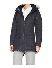 COLUMBIA WOMEN Winter OMNI HEAT DOWN HOODED MID JACKET COAT Parka  M