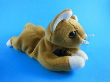 Beanie Babies Beanbag Nip Cat 1993 MWT Unused Stored in Zip Lock Bag