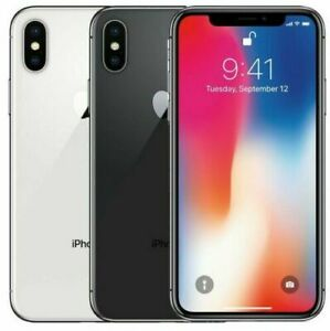 Apple iPhone X - 64GB - 256GB - Smartphone - AT&T or Unlocked