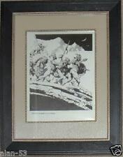 Framed Frank Frazetta Orcs Tolkien Art ~ Ready 2 Hang From Lord Of The Rings